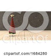 3d Render Christmas Background by KJ Pargeter #COLLC1684280-0055