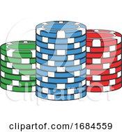 10/19/2019 - Poker Chips
