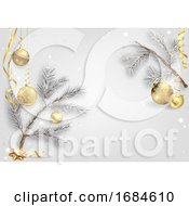 Christmas Background by dero #COLLC1684610-0053