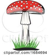 Mushroom by Vector Tradition SM