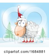 Christmas Sheep