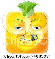 Square Punk Emoticon