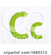 Letter Alphabet C Illustration