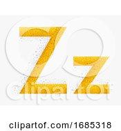 Letter Alphabet Z Illustration