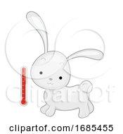 Rabbit Warm Blooded Animal Illustration