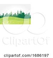 Vector Of Green City