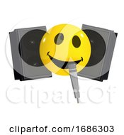 3d Singing Smiley