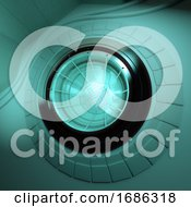 Poster, Art Print Of 3d Nuclear Reactor Core