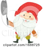 Iceland Yule Lad Stubby Illustration