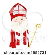 Saint Nicholas Illustration