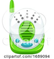 Baby Monitor by Vector Tradition SM