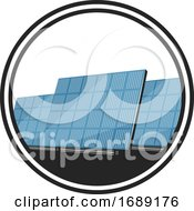 Poster, Art Print Of Solar Panels