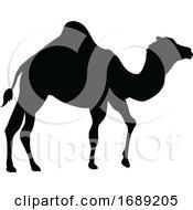 Camel Animal Silhouette