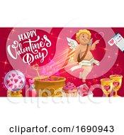 Poster, Art Print Of Valentines Day Design