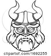 Viking Sports Mascot Character