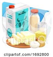 Dairy Milk Design