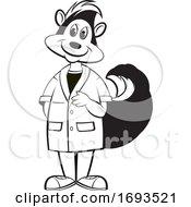 Scientist Skunk