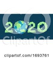 Poster, Art Print Of Green 2020