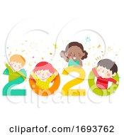 Kids 2020 Waving