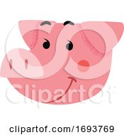 Chinese Zodiac Animal Year Of The Pig