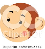 Chinese Zodiac Animal Year Of The Monkey