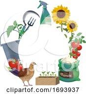 Gardening Border