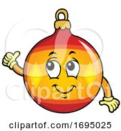 Christmas Ornament Bauble Character