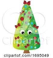 Christmas Tree Character