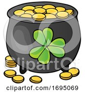 Leprechauns Pot Of Gold