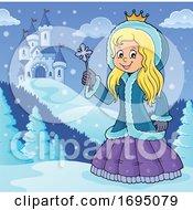 Winter Princess by visekart
