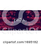 Valentines Day Banner Design