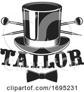 Black And White Tailor Design by Vector Tradition SM