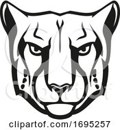 Cheetah Mascot