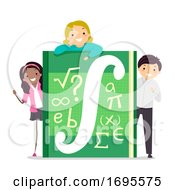 Teens Calculus Book Illustration