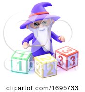 3d Wizard Counting