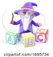 3d Alphabet Wizard