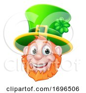 St Patricks Day Leprechaun Cartoon