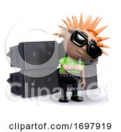 3d Punk Singer