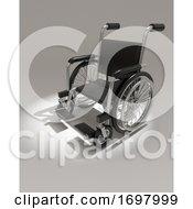 3d Wheelchair