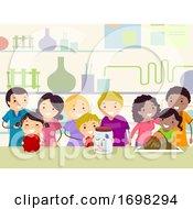 Stickman Family Science School Activity