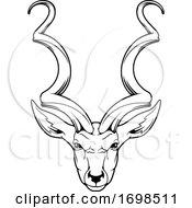 Tough Kudu Mascot