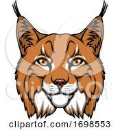 Poster, Art Print Of Tough Lynx Mascot