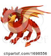 Chinese Zodiac Dragon by Vector Tradition SM