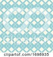 Seamless Tile Background With Diamond Design