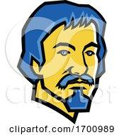 Caravaggio Head