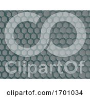 Hexagon Honeycomb Abstract Geometric Background