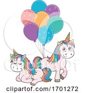 Unicorns And Balloons