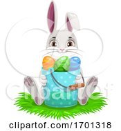 Poster, Art Print Of Easter Bunny