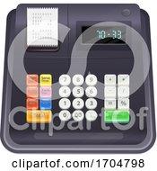 Commercial Terminal Point Of Sale Cash Register