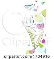 Poster, Art Print Of Mothers Day Or Spring Background